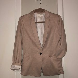 H&M Jersey Blazer, for the Modern Professional